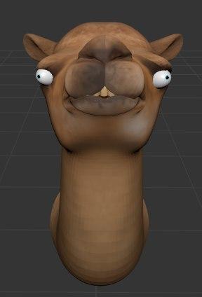 weird weasel 3D