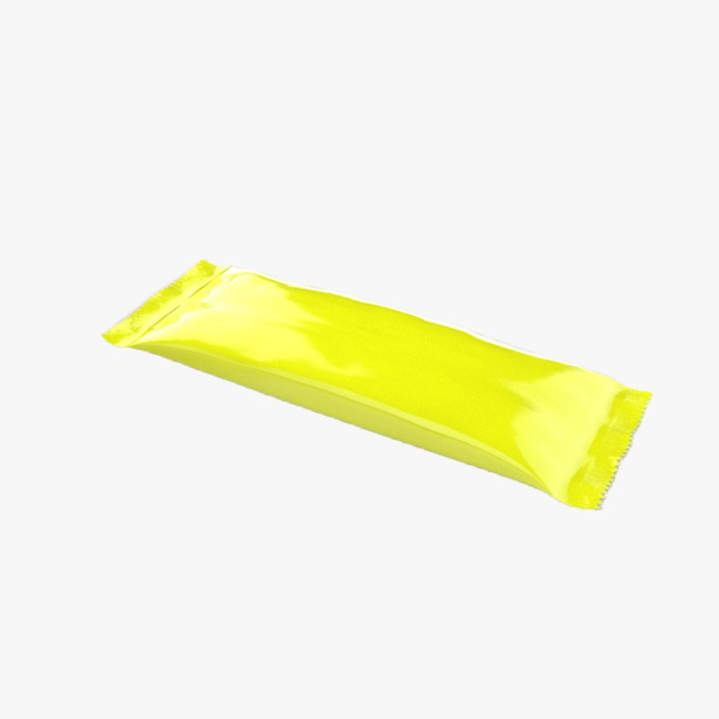 candy wrapper model