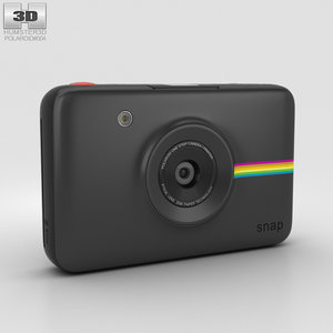 polaroid snap instant 3D