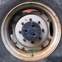Old Wheel texture