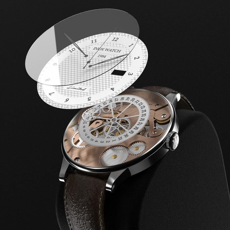 generic wristwatch model