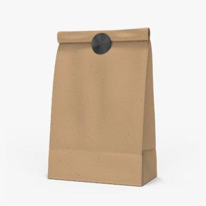 brown paper bag x