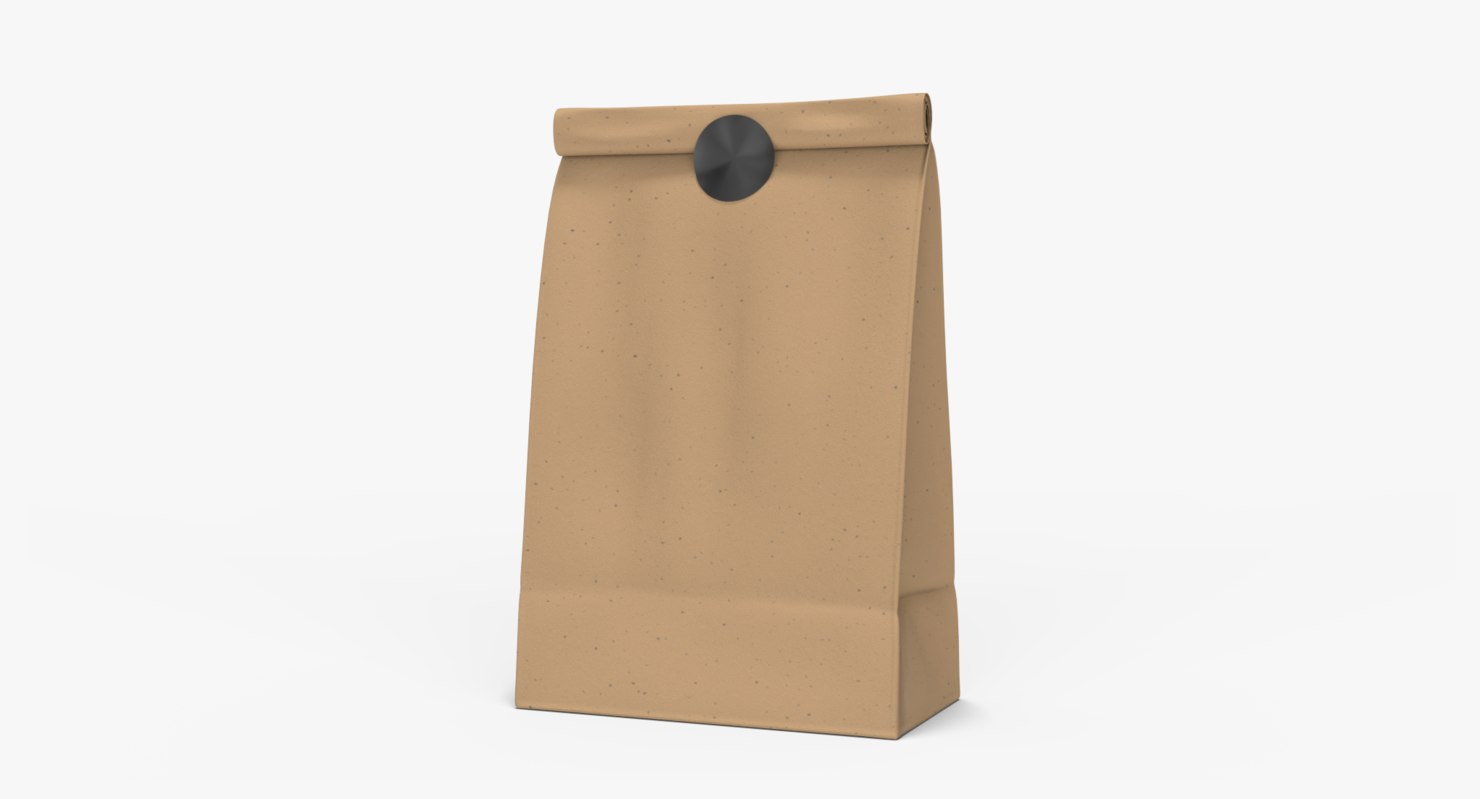 brown paper bag x