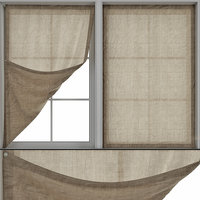 roman blinds model