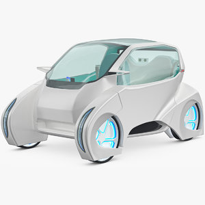 car future 2 3D
