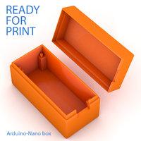 print arduino-nano 3D model