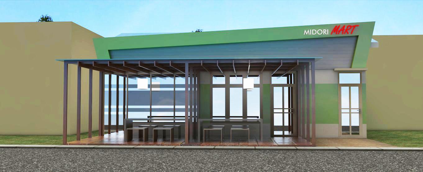 3D building store