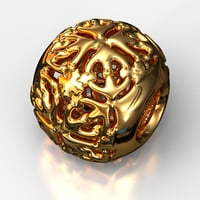 jewelry panguver charm v2 3D model