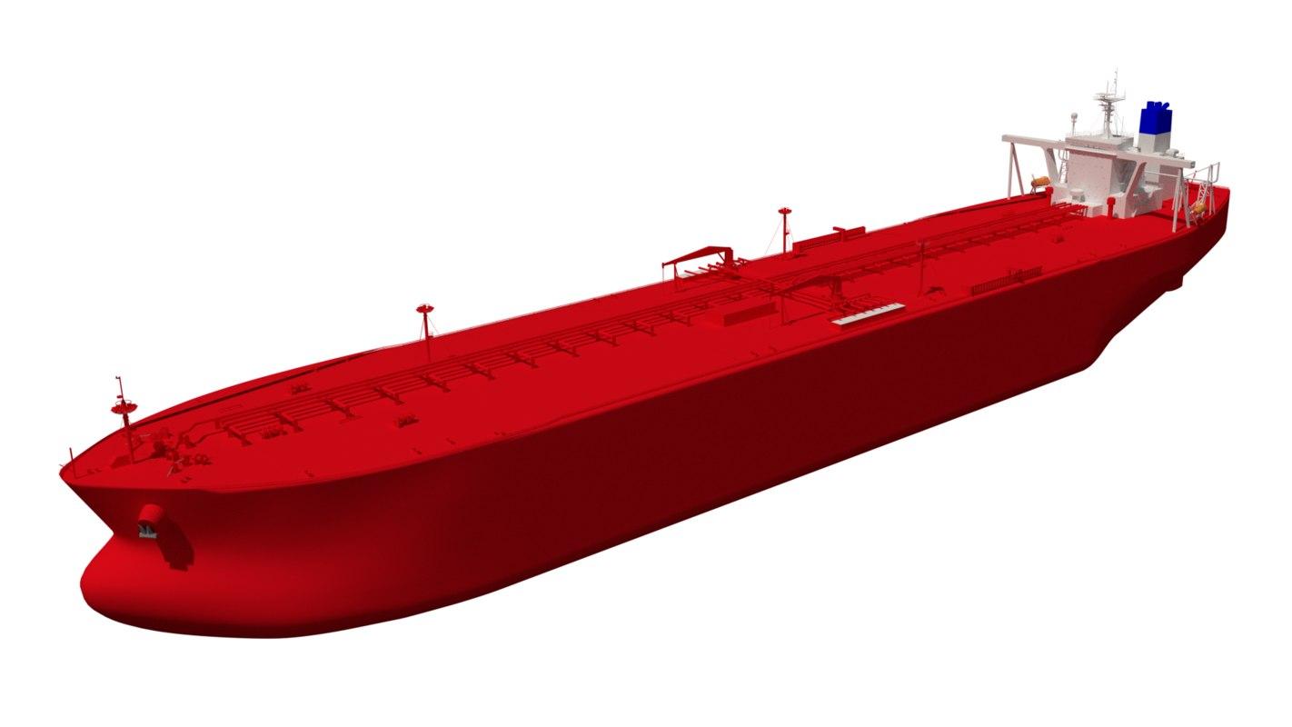 VLCC class oil tanker
