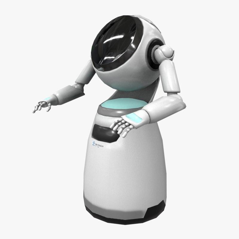3D cruzr robot