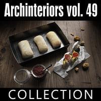 3D model archinteriors vol 49 interiors
