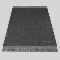 hay raw rug model