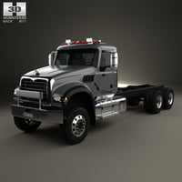 3D mack granite mhd