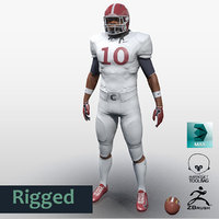 Football Player full Project