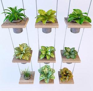 green jar 3D model