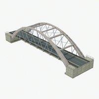 3D bridge 01