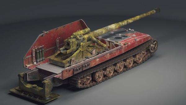 captured geschutzwagen tiger model