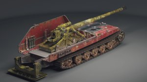 captured geschutzwagen tiger model
