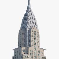 Chrysler Building HD