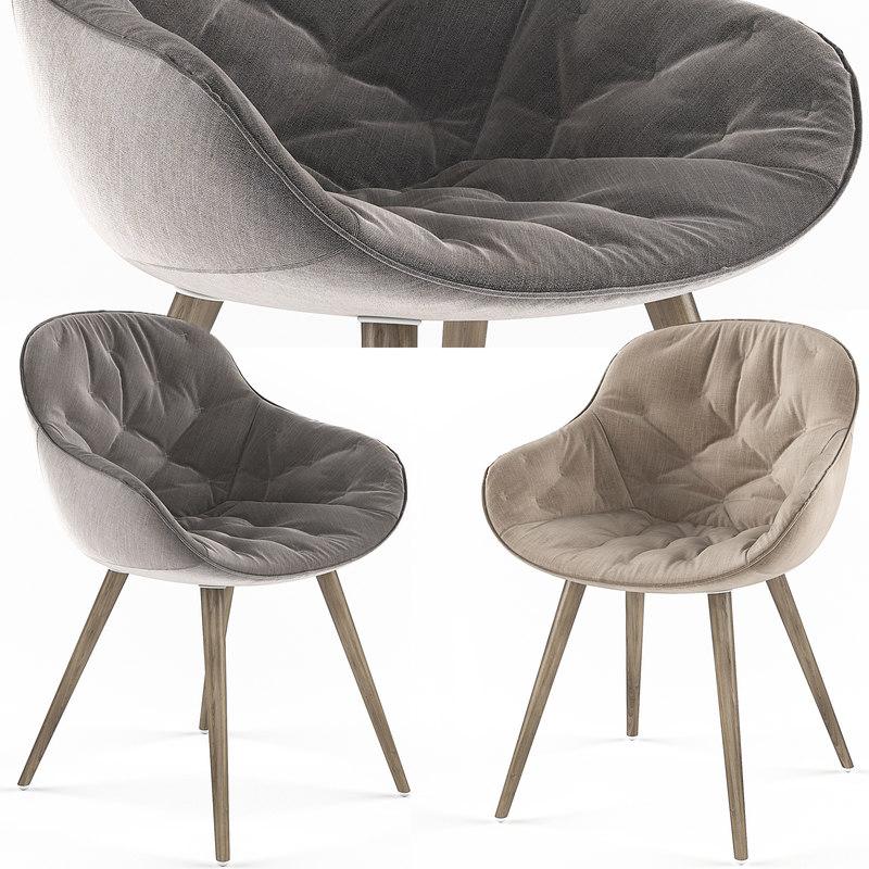 3d calligaris igloo soft chair turbosquid 1254561 for Calligaris igloo