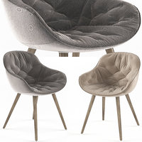 3D calligaris igloo soft chair