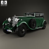 3D bentley 8 litre