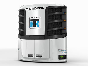 refrigeration thermo king s-600 3D model