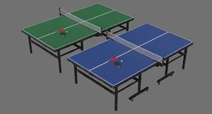 3D ping pong table 2b