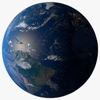 16k Planet Earth