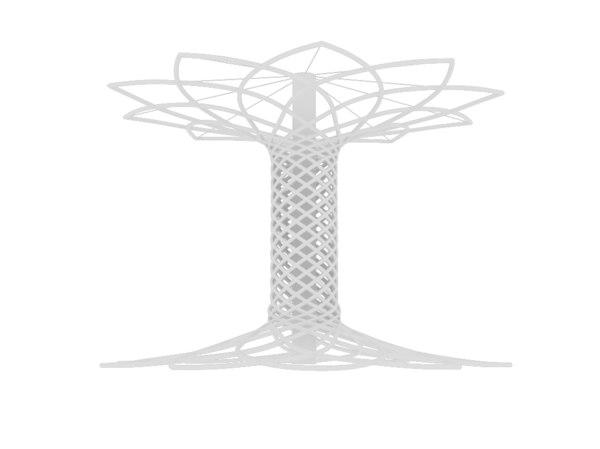 tree expo 2015 model