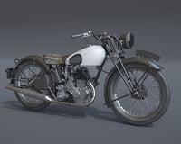 norton 16h 1937 3D