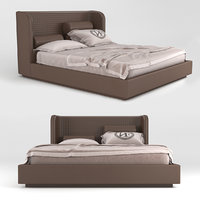 bed vittoria frigerio 3D model