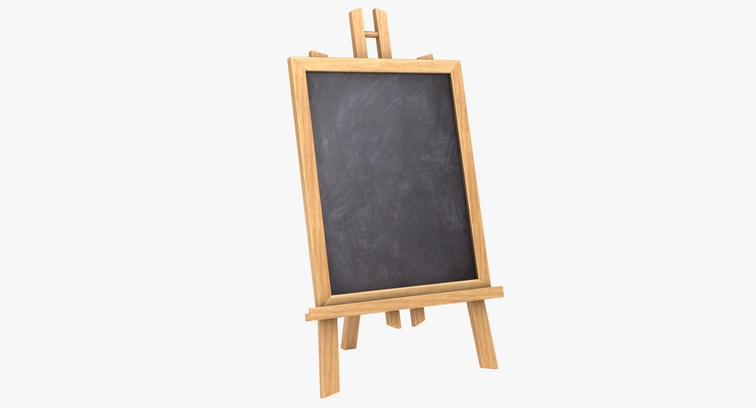 3D chalkboard 04 color 2