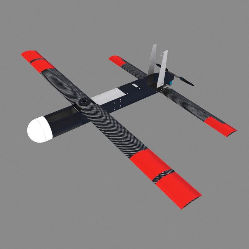 navy locust drone model