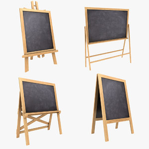 chalkboard color 2 set model