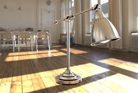Table Lamp, lampada da tavolo