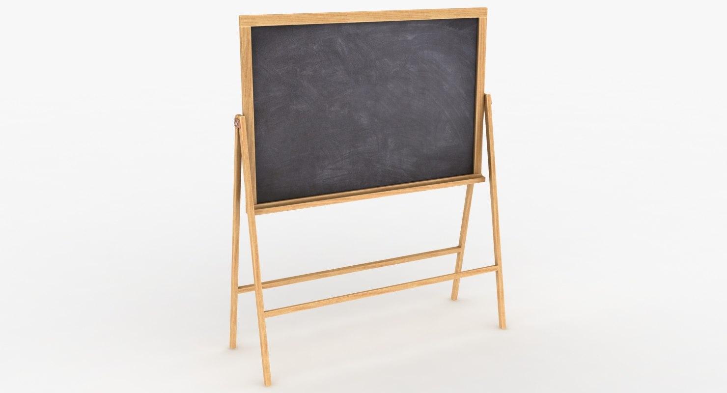 chalkboard color 2 set model