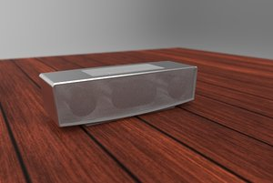 bluetooth speaker model