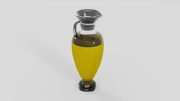 olive oil model