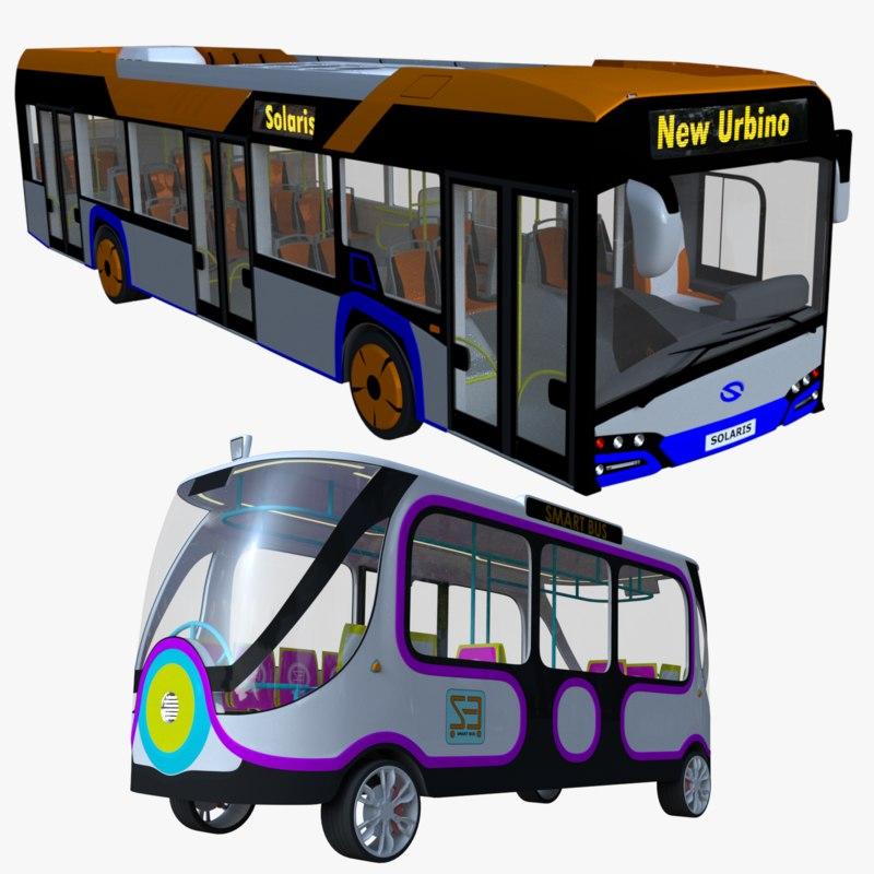 bus minibus model