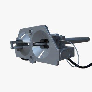 3D model coupler