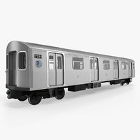 subway passanger wagon r160 model