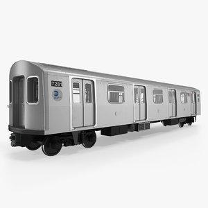 subway passanger wagon r160 model