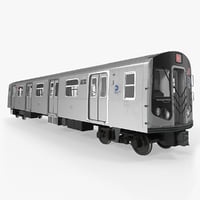 New York City Subway Car R160