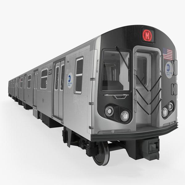 3D model r160 new york city