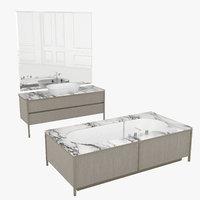 Bathroom Set Algonquin Mitage Milldue 02