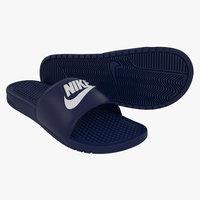 3D nike flip-flops