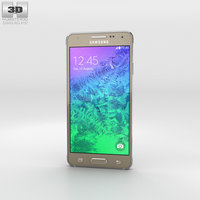 3D samsung alpha galaxy