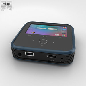 3D model zte mf97a android