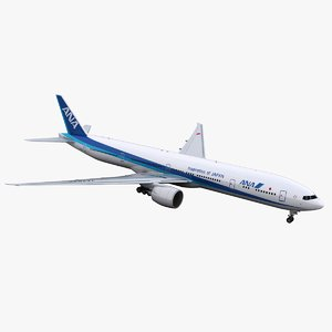 777-300 ana model